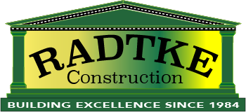Radtke Construction logo